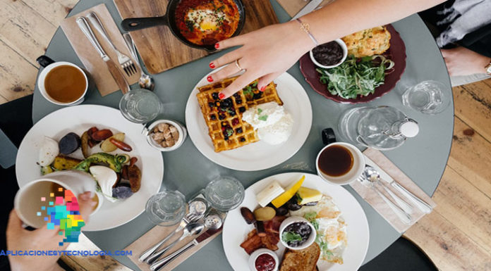 App restaurantes