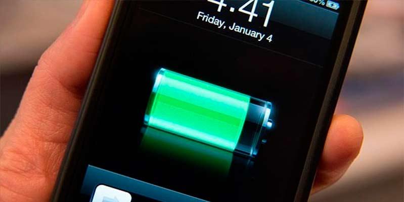 ahorro batería