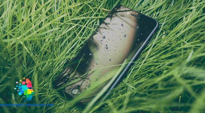arreglar móvil mojado portada