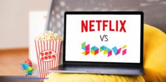 Netflix o Yomvi aplicaciones