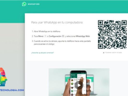 como usar whatsapp en el ordenador