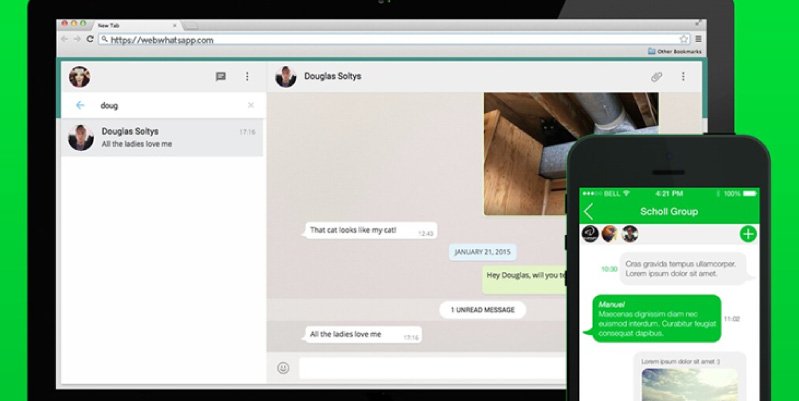 como usar whatsapp en el pc sin codigo qr