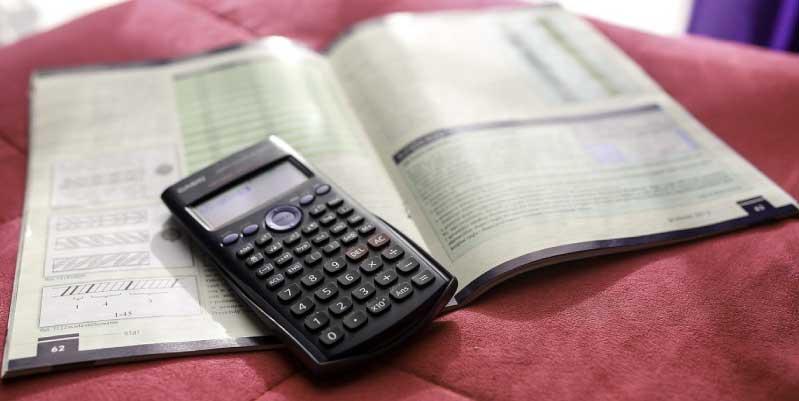 calculadora cientifica con fracciones