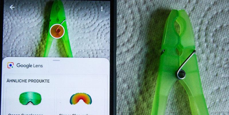 google lens ios app