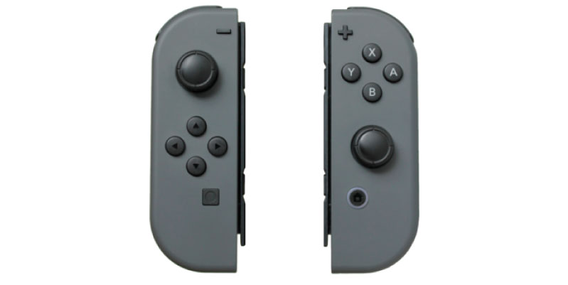 left joy con stick drift
