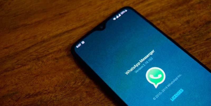 whatsApp app de videollamadas