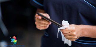como desinfectar mi celular desde mi pc
