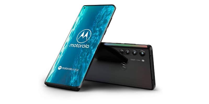 Morotola edge vs Motorola edge plus: Diseño del teléfono