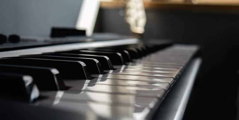 mejores aplicaciones para aprender a tocar piano