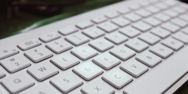 teclado por bluetooth