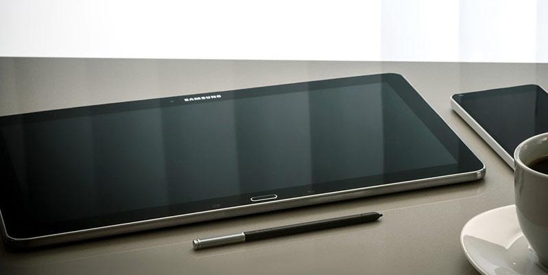 limpieza tablet