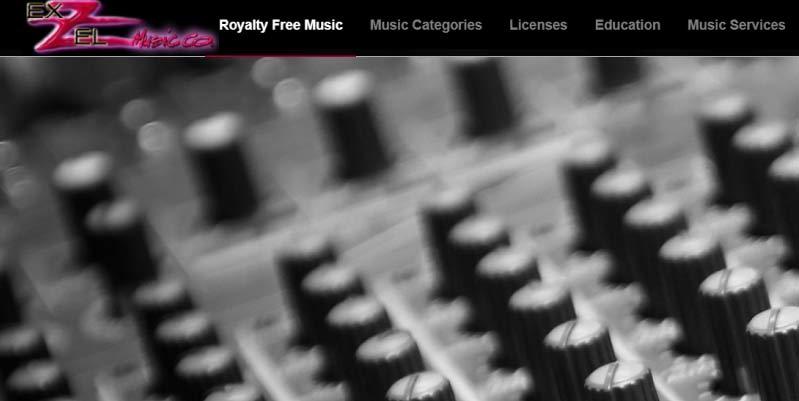 Mixkit, música sin copyright sin registro